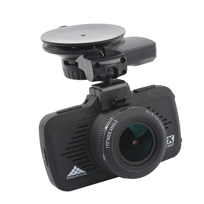 "Dashcams Black box Ambarella A7 Car DVR Video Recorder camera 2304*1296 2.7"" Night Vision Car Camera with G-Sensor+ GPS"
