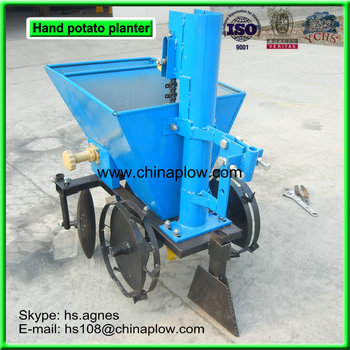 Farm Machine Small Tractor Driven One Row Potato Planter Buy