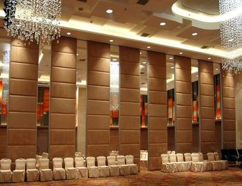 Guangzhou Banquet Hall Operable Partition Wall Acoustic