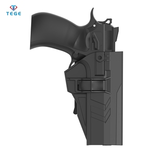 2018 New Designed CZ Holster Fits CZ 75 SP-01 Shadow Polymer Holster With  360 Degree Adjusting MOLLE System Tactical Holster