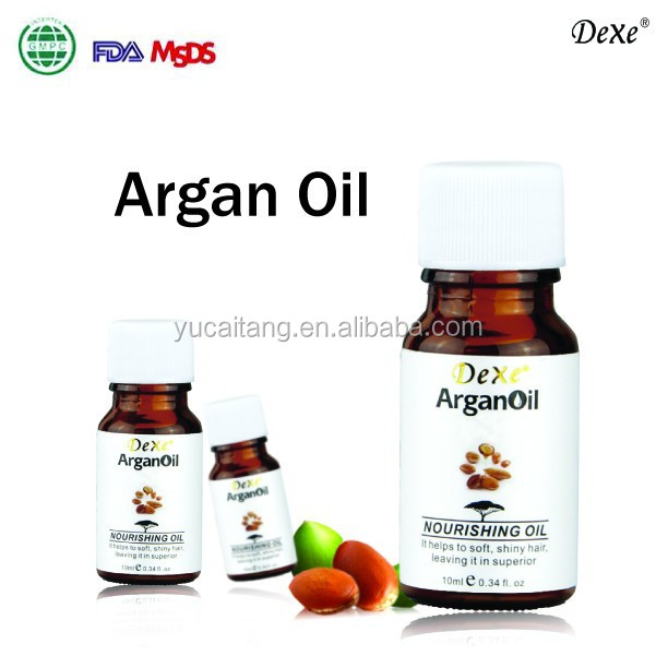 Olive oil import organic argan oil wholesale hair treatment