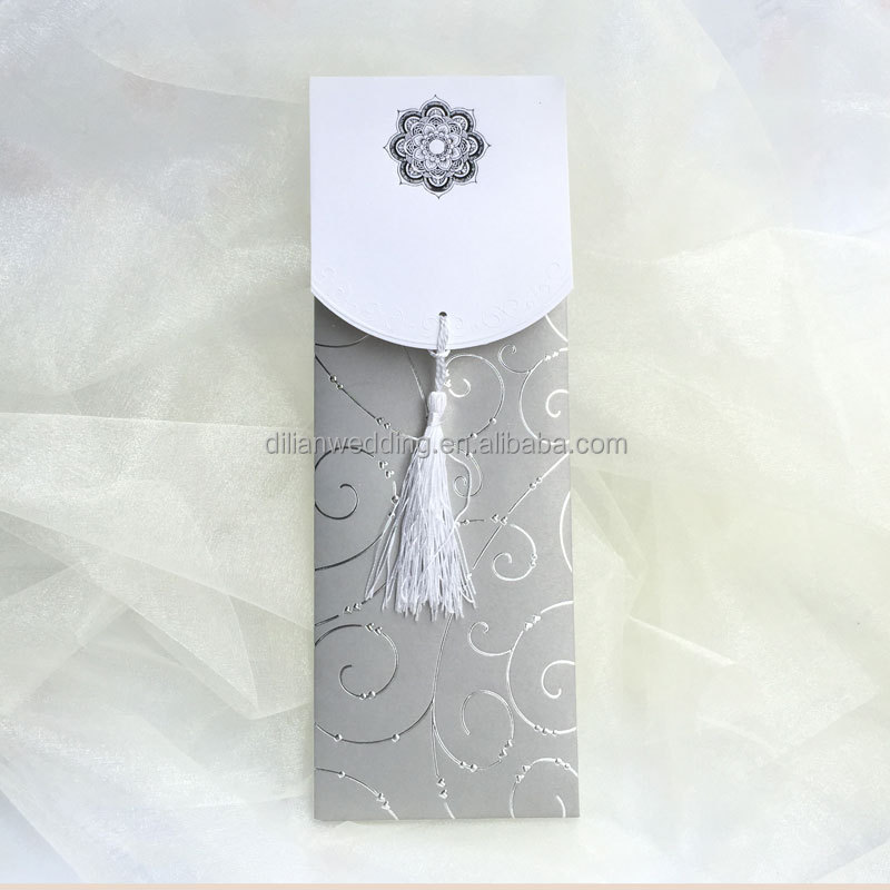 Silver color big size kerala wedding cards,wedding cards in lahore