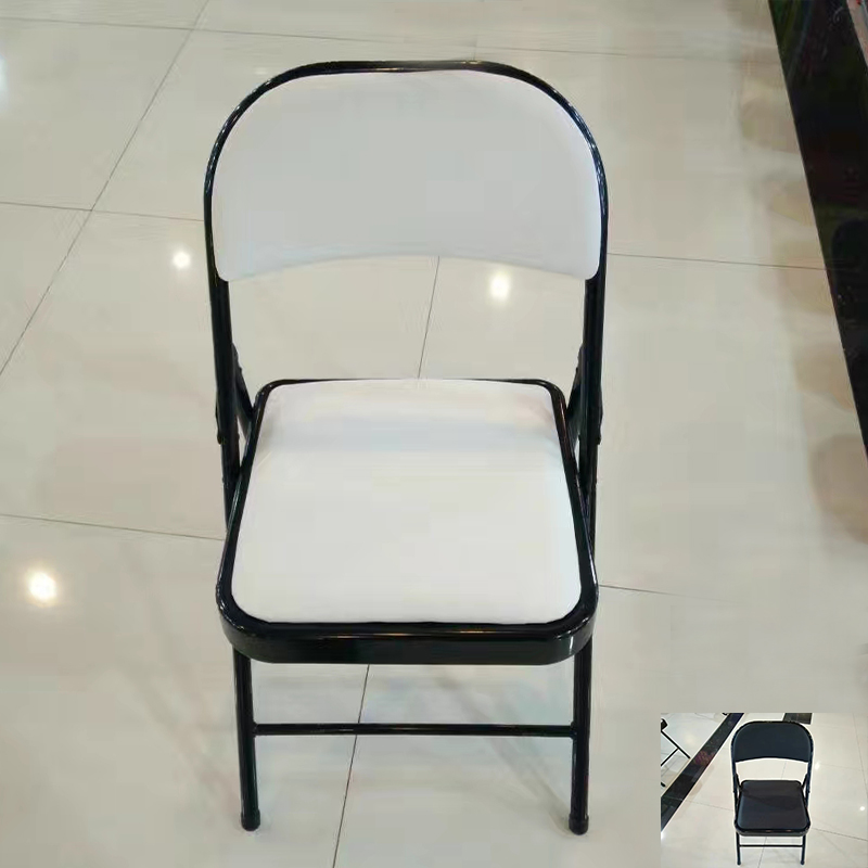 Hot sale portable party folding chair folding toilet chair folding chair plastic
