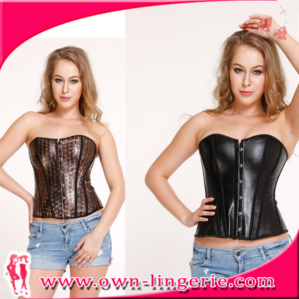 High Quality New Design gothic corsets uk