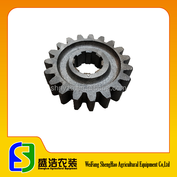 PTO System Cultivator Spare Parts Precision Steel Mechanical Spur <strong>Gear</strong>