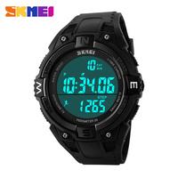 Skmei Digital Watch Instructions Watch Sport Plastic Bezel Watches ...