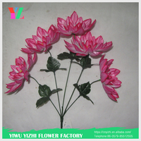 Easy to use plastic flower at reasonable prices