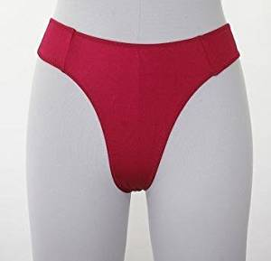 Color underwear / high-cut wine W-CS50-007 (japan import) by Riara
