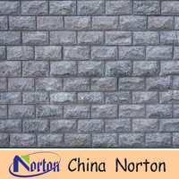 decorative outdoor stone wall tiles culture stone used exterior doors for sale NTCS-C166R