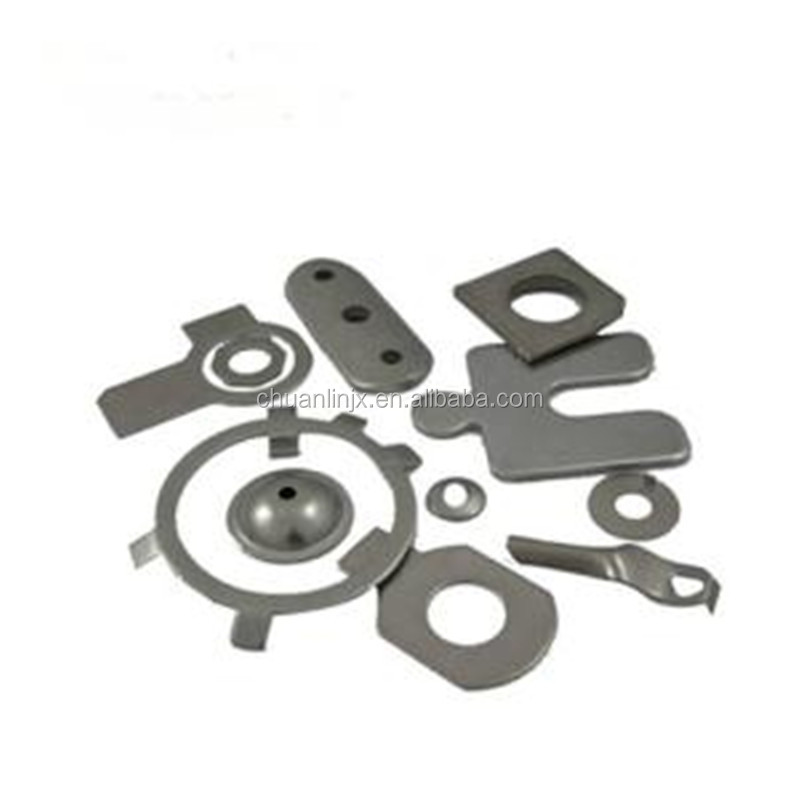 OEM China supplier metal sheet metal stamping parts custom processing