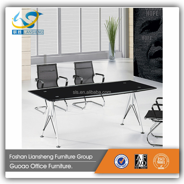 Buy Cheap China Conference Table Glass Office Furniture Products - Glass top conference room table
