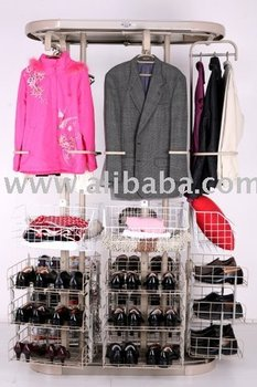 Rotobob Rotating Clothes Rack Buy Rotating Clothes Rack