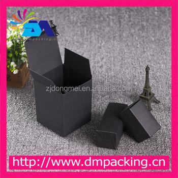 Customized black brown kraft paper business card paper box buy customized black brown kraft paper business card paper box reheart Images