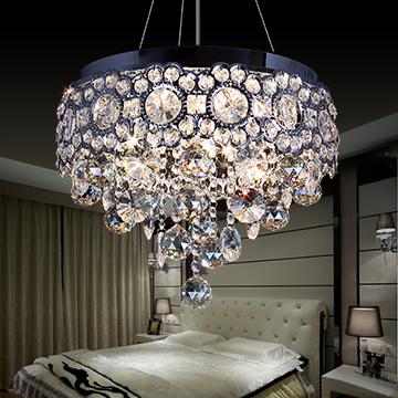 moderne led glanz kronleuchter aus. Black Bedroom Furniture Sets. Home Design Ideas