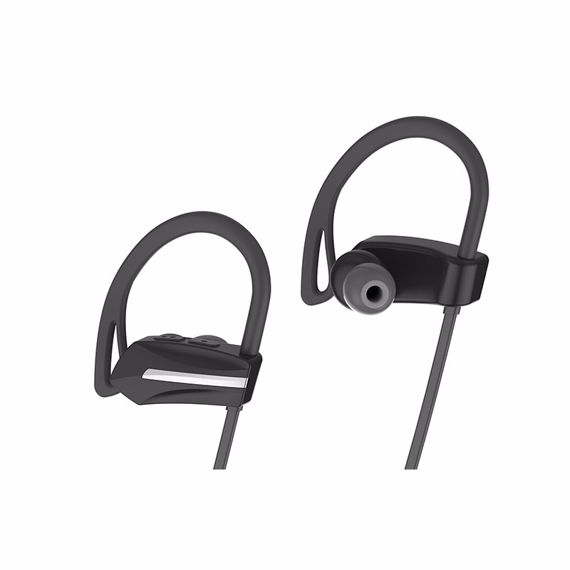 NOISE cancelling portable sport bluetooth 4.1 Waterproof earphone for Swimming wireless headset