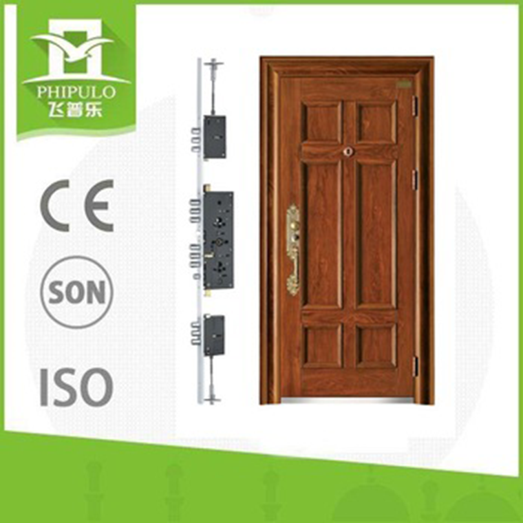made in china safety door main iron door grill design