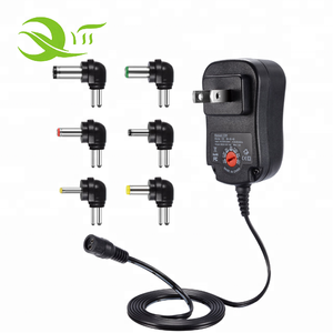 3-12v power adapter 12W Universal AC DC Adapter mp3 mp4 power supply