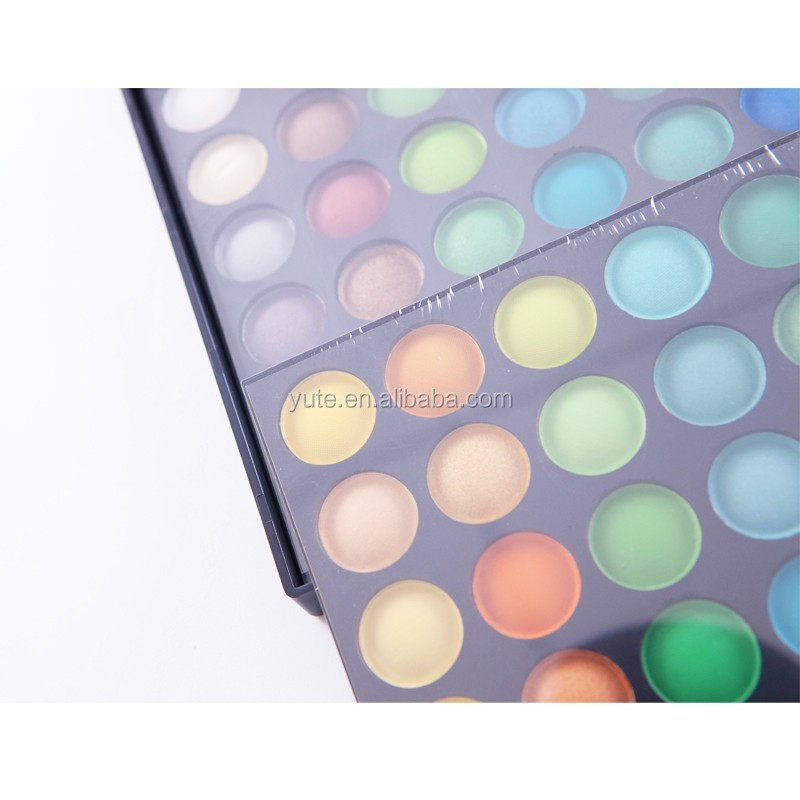 Full 120 Color Eyeshadow Palette Professional Makeup Palette Eye Shadow Make up Shadows Cosmetics V1007A as gift