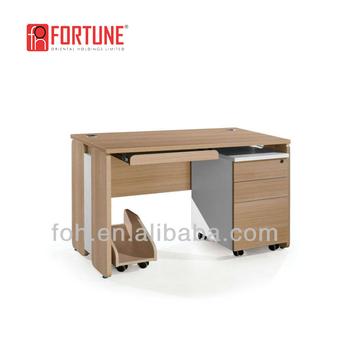 Home Office Schreibtisch Student Computer Tisch Mit Beweglichen Host