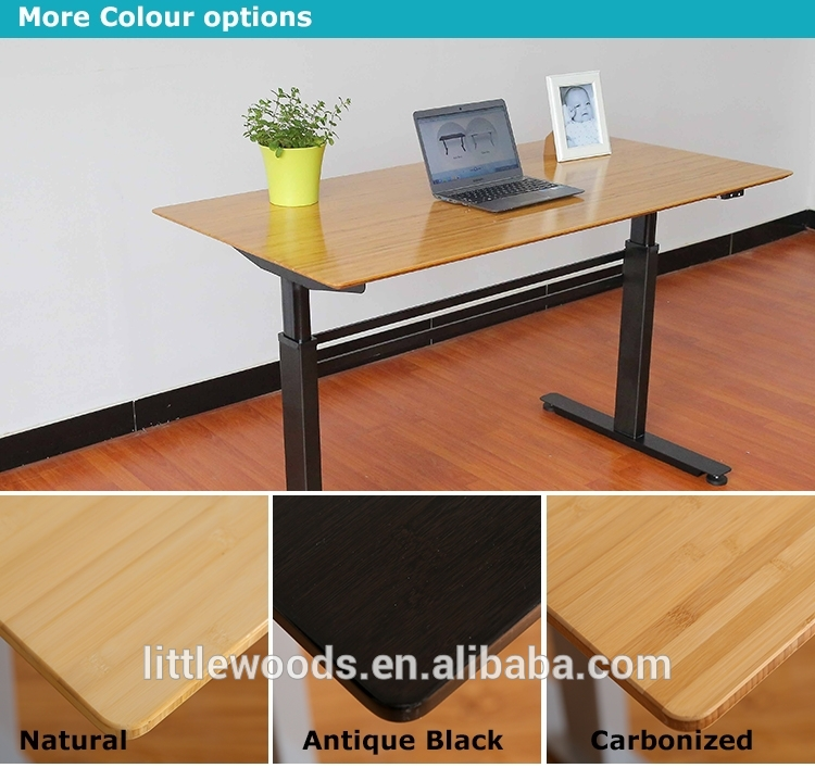 Eco Friendly Well Popular OEM Autonomous Desk Bamboo Table Tops