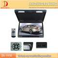 19 inch car roof monitor with touch screen for all car.