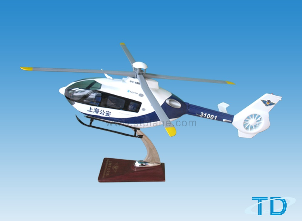 EC-135 1:29 42cm model helicopter for sale