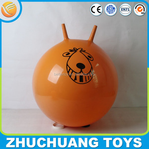 big inflatable bouncing ball adult space hopper