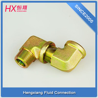 hydraulic fitting 5T9-20 for 90 Degree Male to Female Adapter