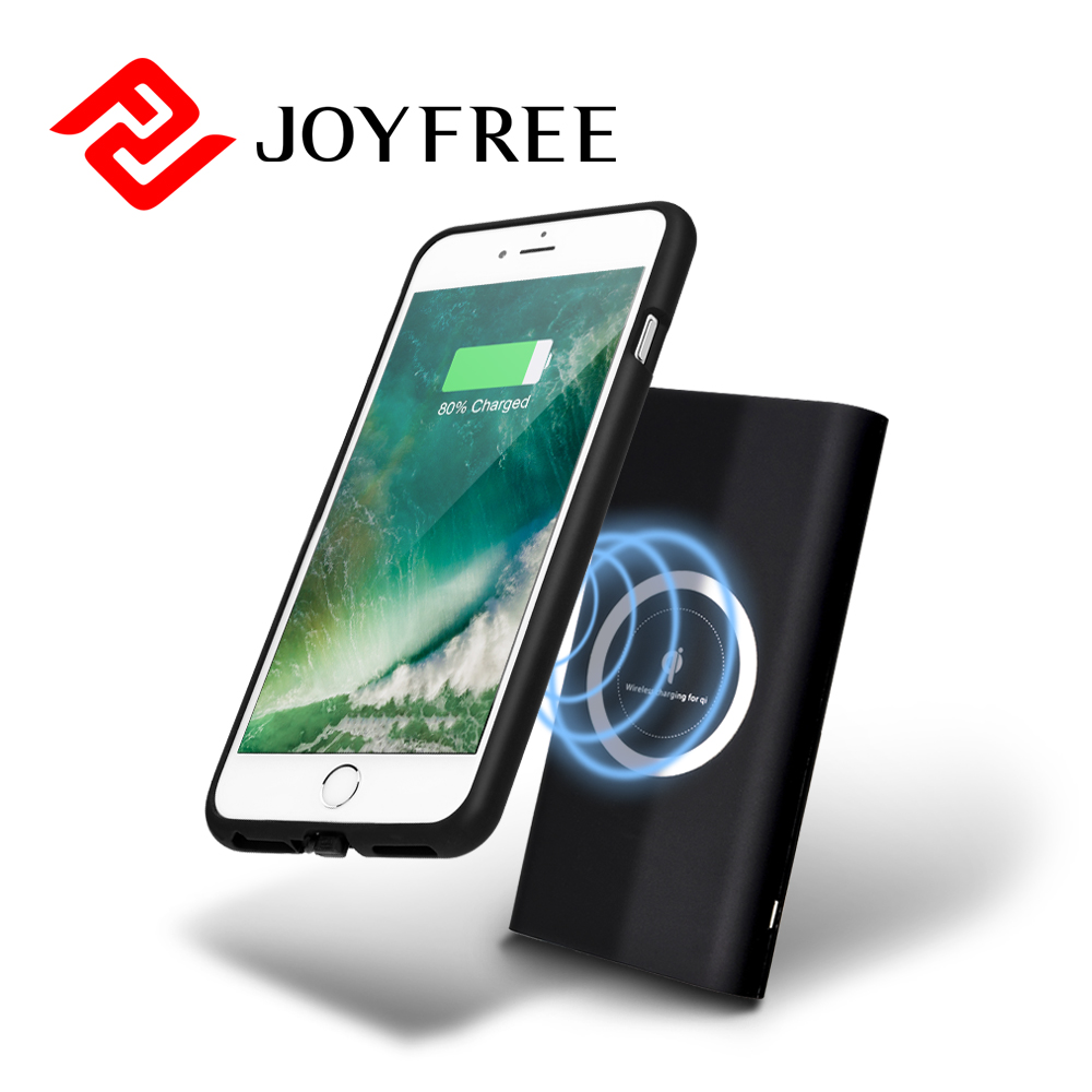 Factory Supply QI Wireless Power Bank 8000mAh Power Bank Wirelss Chargering For Iphone For Sansung