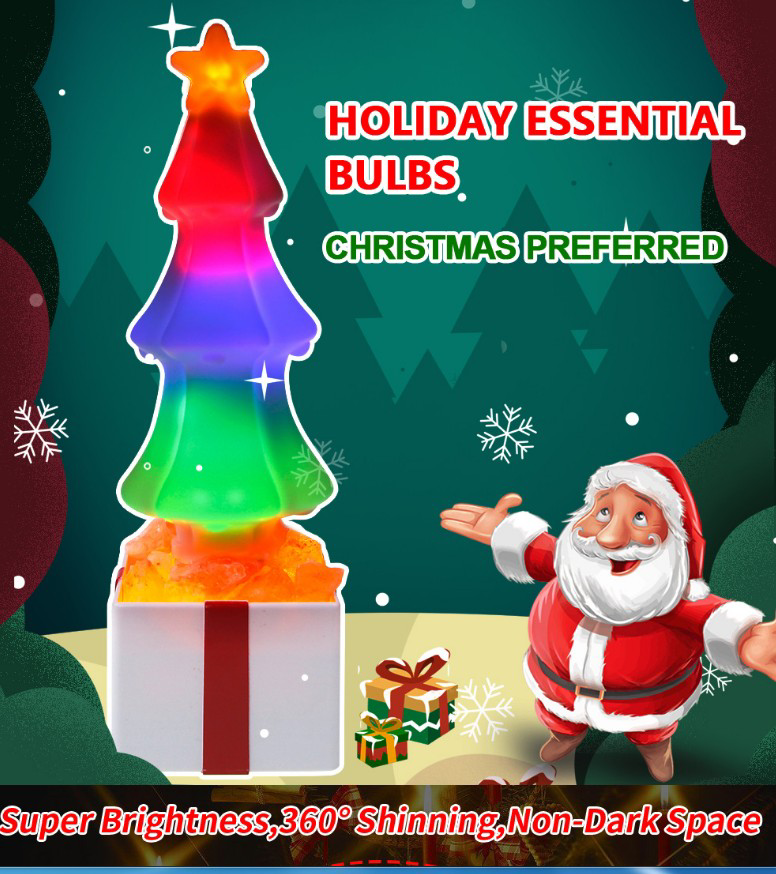 Holiday led christmas tree light for decoration lighting