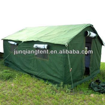 10 man large army surplus military style canvas military wall tent  sc 1 st  Alibaba & 10 Man Large Army Surplus Military Style Canvas Military Wall Tent ...