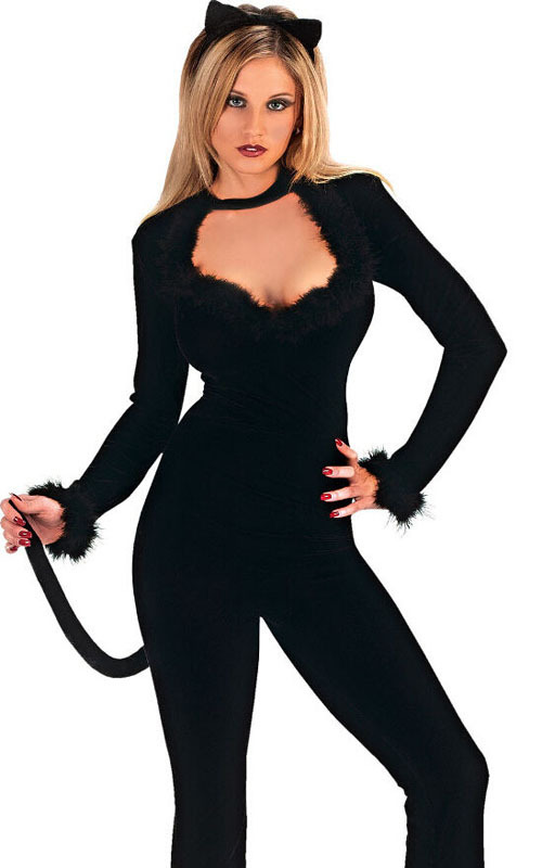 Get Quotations · Free Shipping Hot Sale Custom made Sexy Halloween Costume Kitten Black Catwoman Cat Suit Cosplay Costume  sc 1 st  Alibaba & Cheap Catwoman Costume Hot find Catwoman Costume Hot deals on line ...
