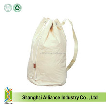 Extra Heavy Duty Canvas Duffle Bag With Drawstring