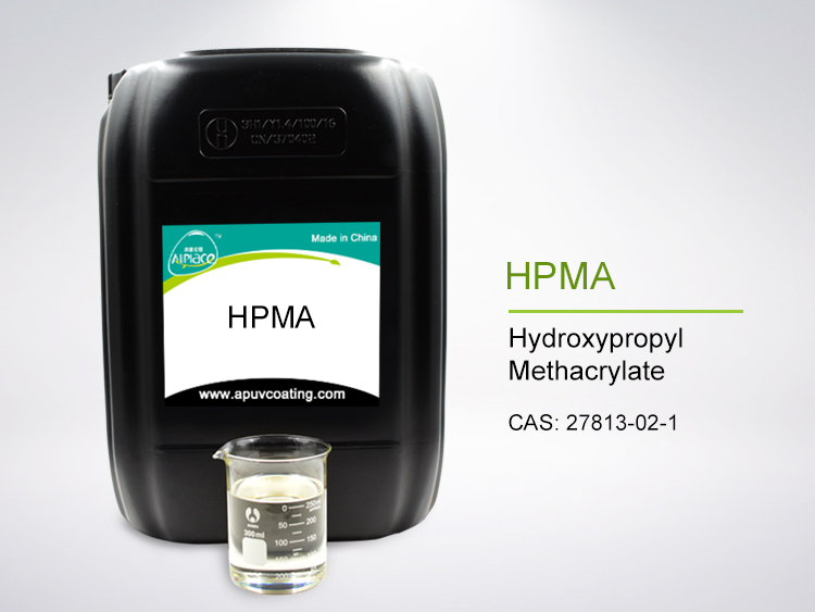 27813-02-1 Hydroxypropyl methacrylate HPMA monomer with REACH Certificate