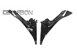 2013 - 2015 Honda CBR600RR Carbon Fiber Lower Inner Side Panels
