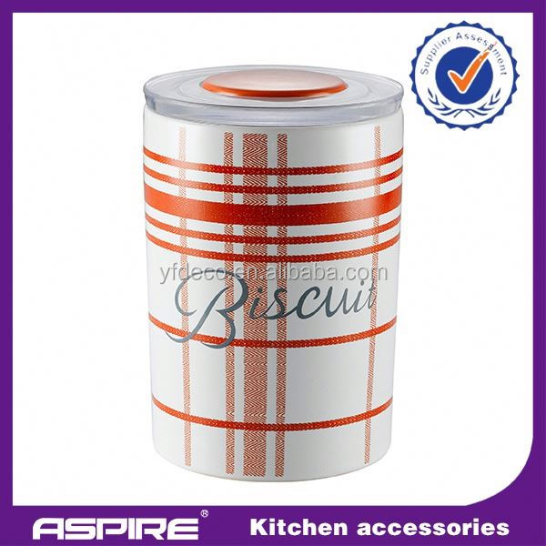 Kitchen storage canister wholesale