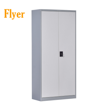 Metal Storage Cabinet Office Furniture 2 Door Iron Filing