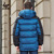 American Brands Italian Waterproof Hooded Feather Winter Goose Duck Down Jacket Mens China