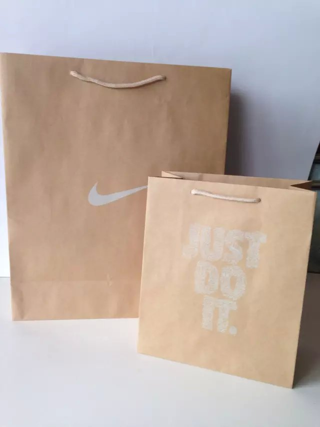 Nike Paper Bags/different Types Of Paper Bags/brown Kraft Paper ...
