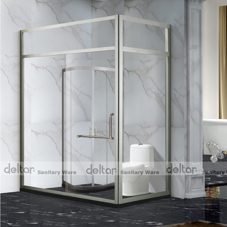 China Suppliers Ready Made Bathroom Hotel Integral Self