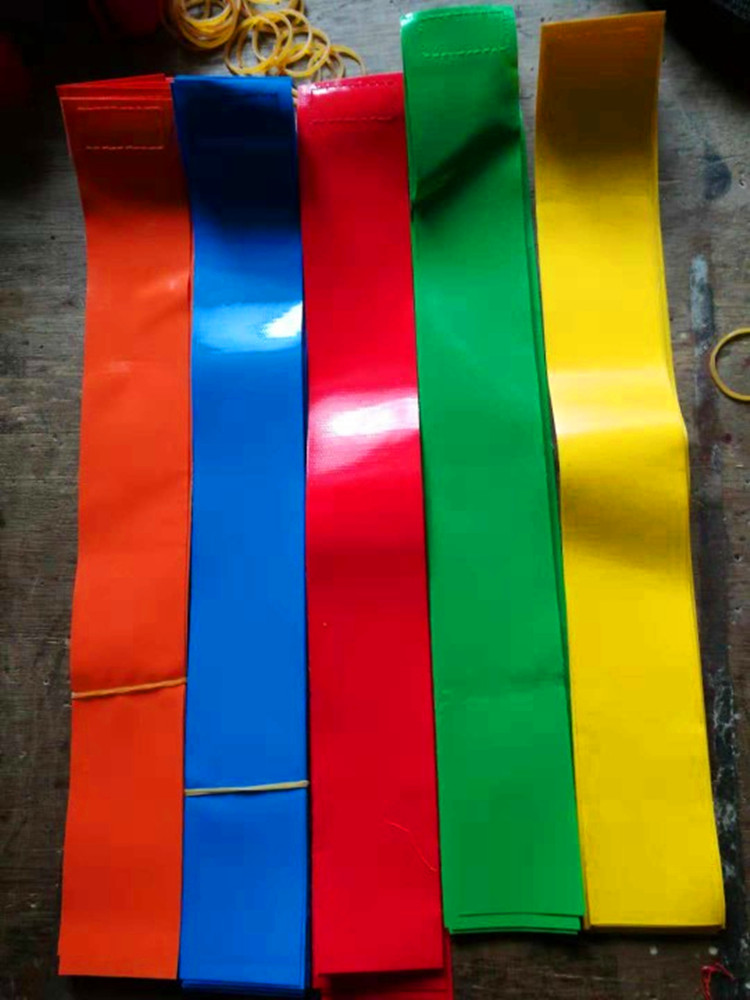 High Quality Custom Flag Football Belts Accessories for Football Team Player