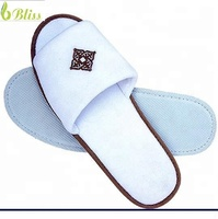 New style hotel SPA autumn EVA disposable slippers