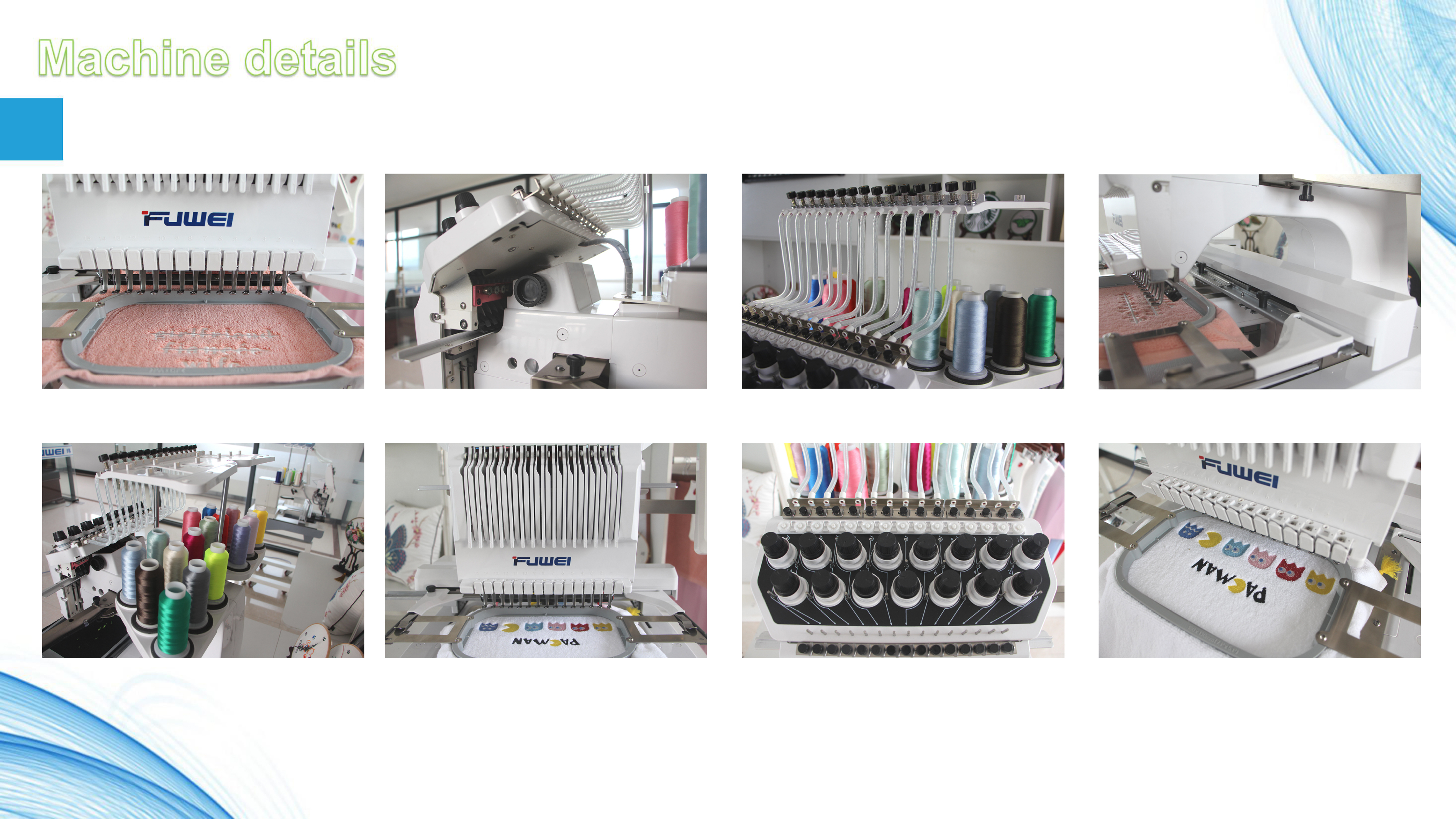 Xingyue FUWEI newest 2020  home used computerized single head small embroidery machine