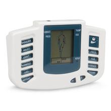 Digital Electronic Pulse Massager With therapy Pads