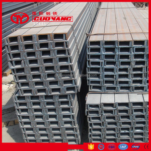 MILD STEEL CHANNELS Q235 S235AR+JR