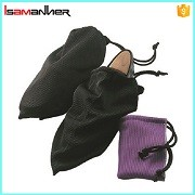 New drawstring bag cotton women matching shoe and bag set