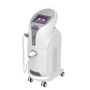 Painfree And Permanent Hair Removal Machine Depilation 808nm Laser China Hear Remover