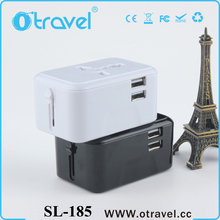 5 V 2.4A e viagem Dual USB AC Charger Power Adapter + Micro cabo USB