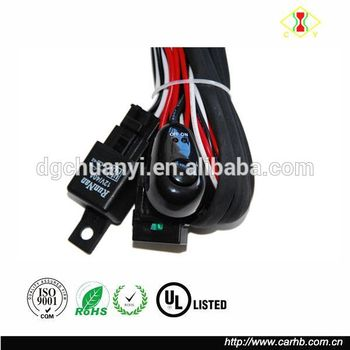 universal 2 lead off road atv jeep led light bar wiring harness kit  universal 2 lead off road atv jeep led light bar wiring harness kit 40