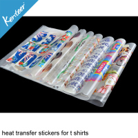 heat transfer sticker for T-shirt printing